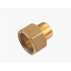 Tubing Fittings Straight Demountable