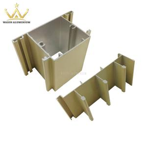 Top quality aluminum profiles section for windows and doors for sale