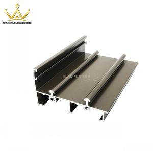 Hot sale aluminum profile for sliding door suppliers