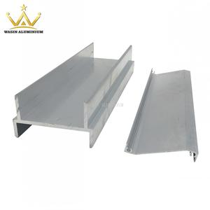 Customized aluminium louver profile manufacturing for South America