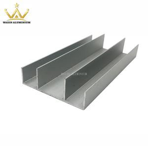 Anodized Sliding Window Aluminum Profile For South America