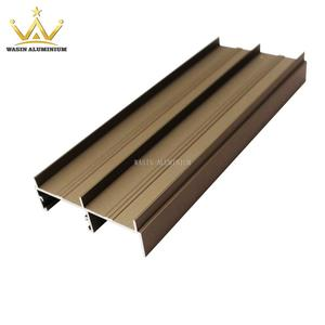 Custom-made Extruded Aluminium Profile For Sliding Window Making