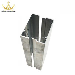 Aluminum Door Profile For South America Curtain Wall