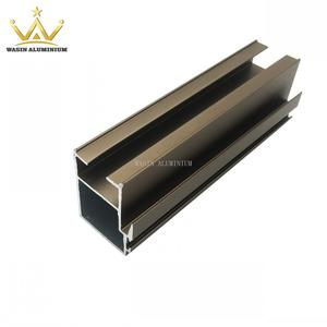 Low price aluminum window frame profiles manufacturer