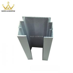 Customized aluminum profile for curtain pole manufacturer