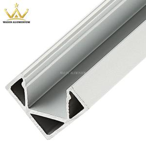 Hot sale LED aluminium factory extrusion profile in difference design