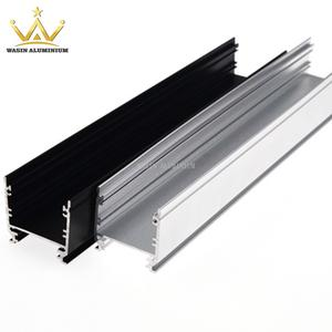 High quality LED aluminum profile manufacturer