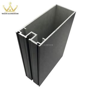 High quality aluminum extruded profile suppliers
