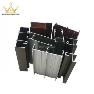 High quality window and door aluminium profile manufacturing