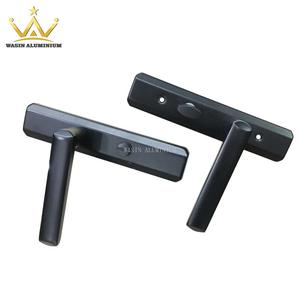 High quality aluminium door handle cost