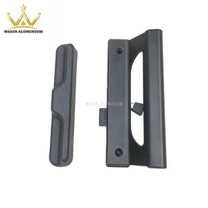 Low price PVC handle factory for aluminum sliding door