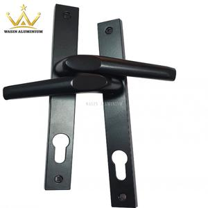 Hot sale double side handle manufacturer for aluminum casement door