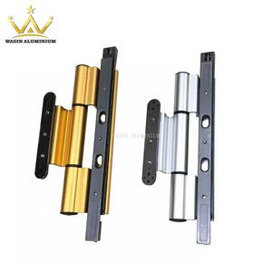 Low price aluminium hinge factory design