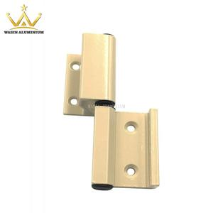 Customized aluminium hinge for window and door manufacturer