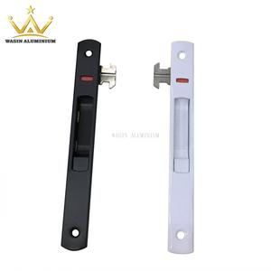 High quality aluminium slide door lock manufacturer