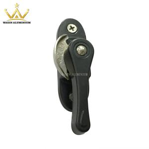 High quality cresent hook lock manufacturer for aluminum sliding window