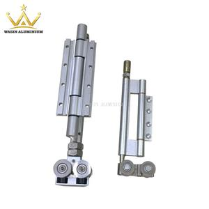 Aluminium folding door roller with hinge for South Africa