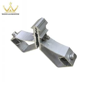 Top quality aluminium angle brace manufacturing