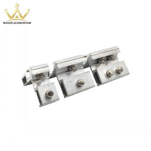 High quality aluminum corner connector for window manufacturer