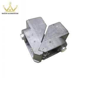 Top selling zinc corner joint for aluminum door and window