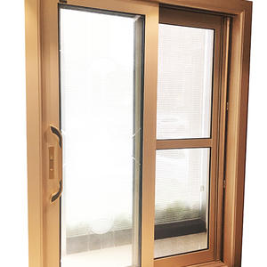 High quality aluminum sliding door for sale
