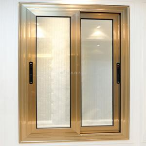 High quality aluminium slide window and door manufacturing