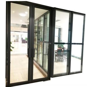 Customized Aluminum Spring Door Manufacturer