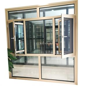 High Quality Aluminum Thermal Break Window And Door From Foshan
