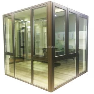 High quality aluminum window manufacturer wholesaler
