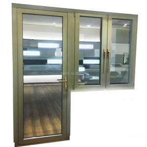 Top Quality Thermal Break Aluminum Door Factory From China