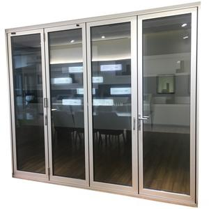 Factory direct sale aluminum folding door in good price