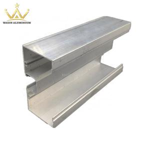 6063 T5 Aluminum Profile For Window For Indonesia Market
