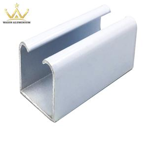 Best price aluminum alloy extrusions profile manufacturer