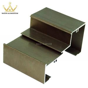 High quality aluminum profiles for shop front manufacturer