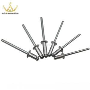 Factory direct sale pan head rivet manufacturer with screw from China