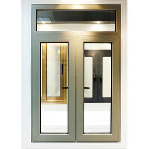Thermal Insulate Aluminum Sliding Window