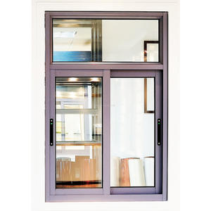 Custom-Made Sliding Aluminum Window For Sale