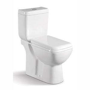 Wash Down P-trap And S-trap Watersense Dual Flush Toilet
