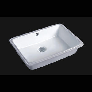 Porcelain Modern Sinks For Small Bathrooms With CUPC Certification