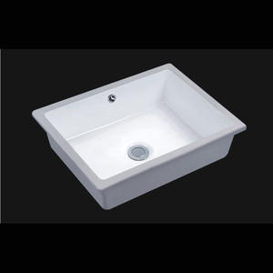 CUPC Small Porcelain Bathroom Sink
