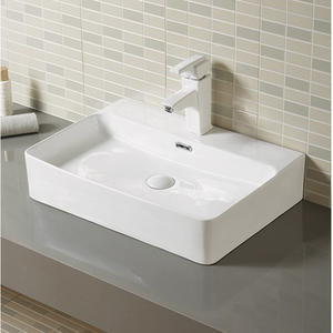 OEM Large size bathroom wash sink factory
