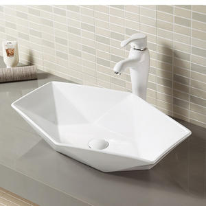 factory direct sale New design porcelain lavabo manufacturer