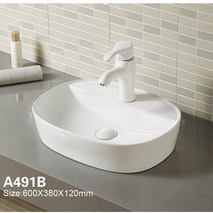 OEM White Bathroom Sink Bowl Factory