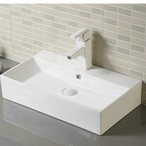 Rectangular Small Square Bathroom Sink
