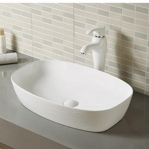OEM Porcelain Vessel Bathroom Sinks Factory