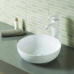 Ceramic Extra Wide Bathroom Sink