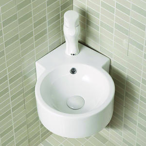OEM Small Bathroom Pedestal Sink Factory