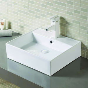 Cabinet Top Small Wash Hand Basins Bathrooms