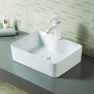 Porcelain Wash Basin For Bathroom
