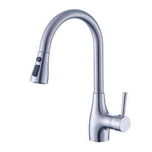 ODM Single Hole Kitchen Faucet With Sprayer Factory